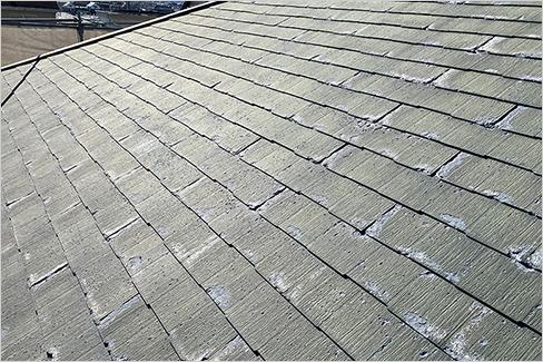 塗装ができる屋根かどうか